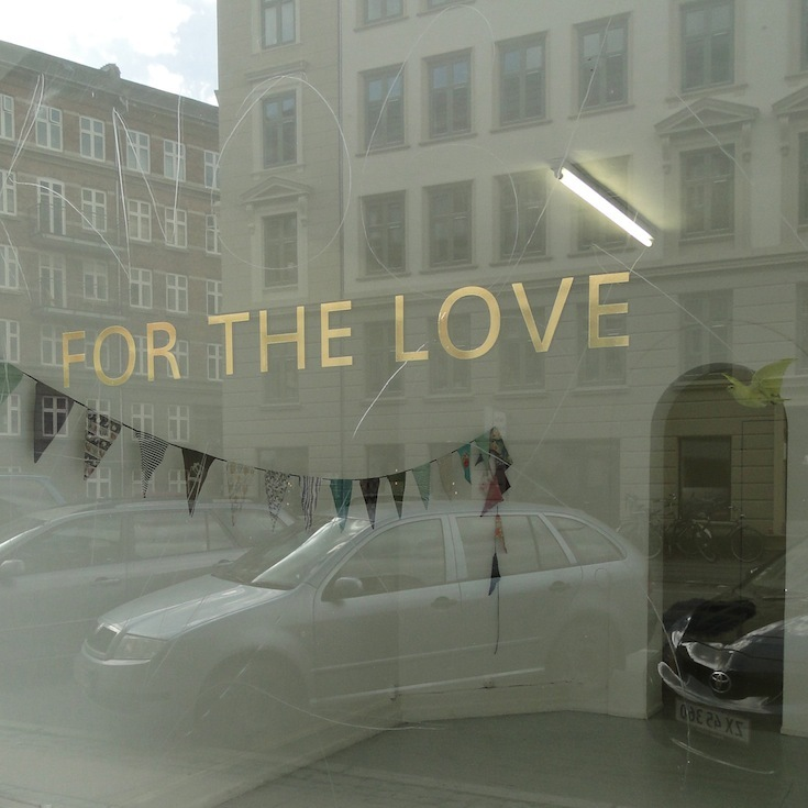 For the Love, Exhibition, c4 projects