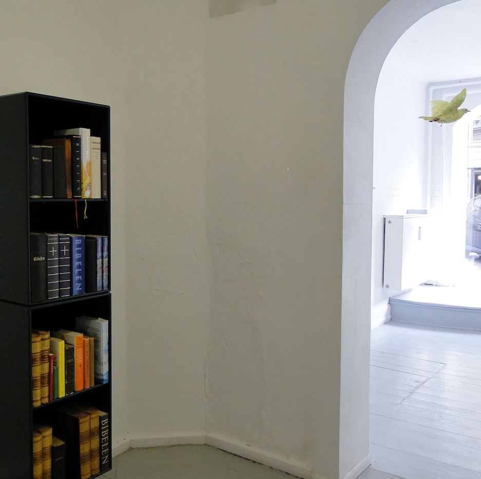 Favorite Books, Exhibition, c4 projects